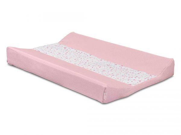 Jollein Wickelauflagenbezug Mini Waffle rosa 50 x 70 cm AV!!!