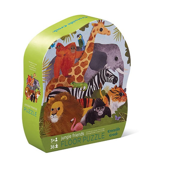 Puzzle Dschungel 36Teile