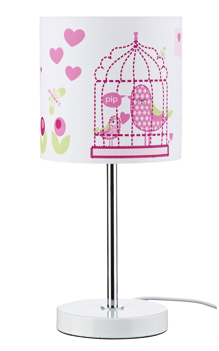 Tischleuchte Lampe Vogel Pippi