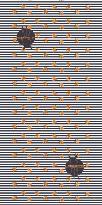 Lässig - Twister Kids - Skull orange