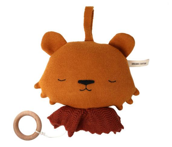 Spieluhr Löwe rost