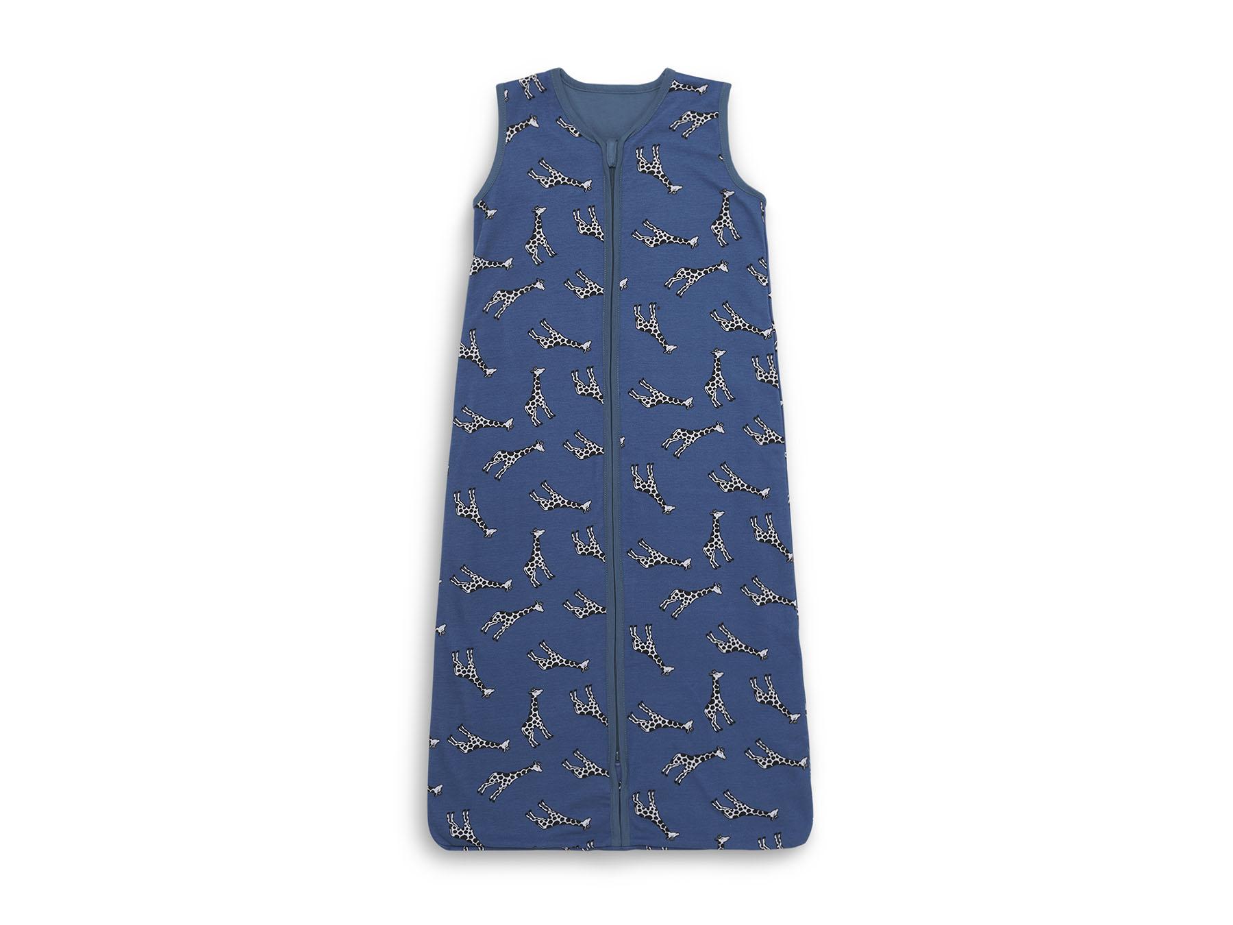 Sommerschlafsack Giraffe blau (Gr. 110 cm)