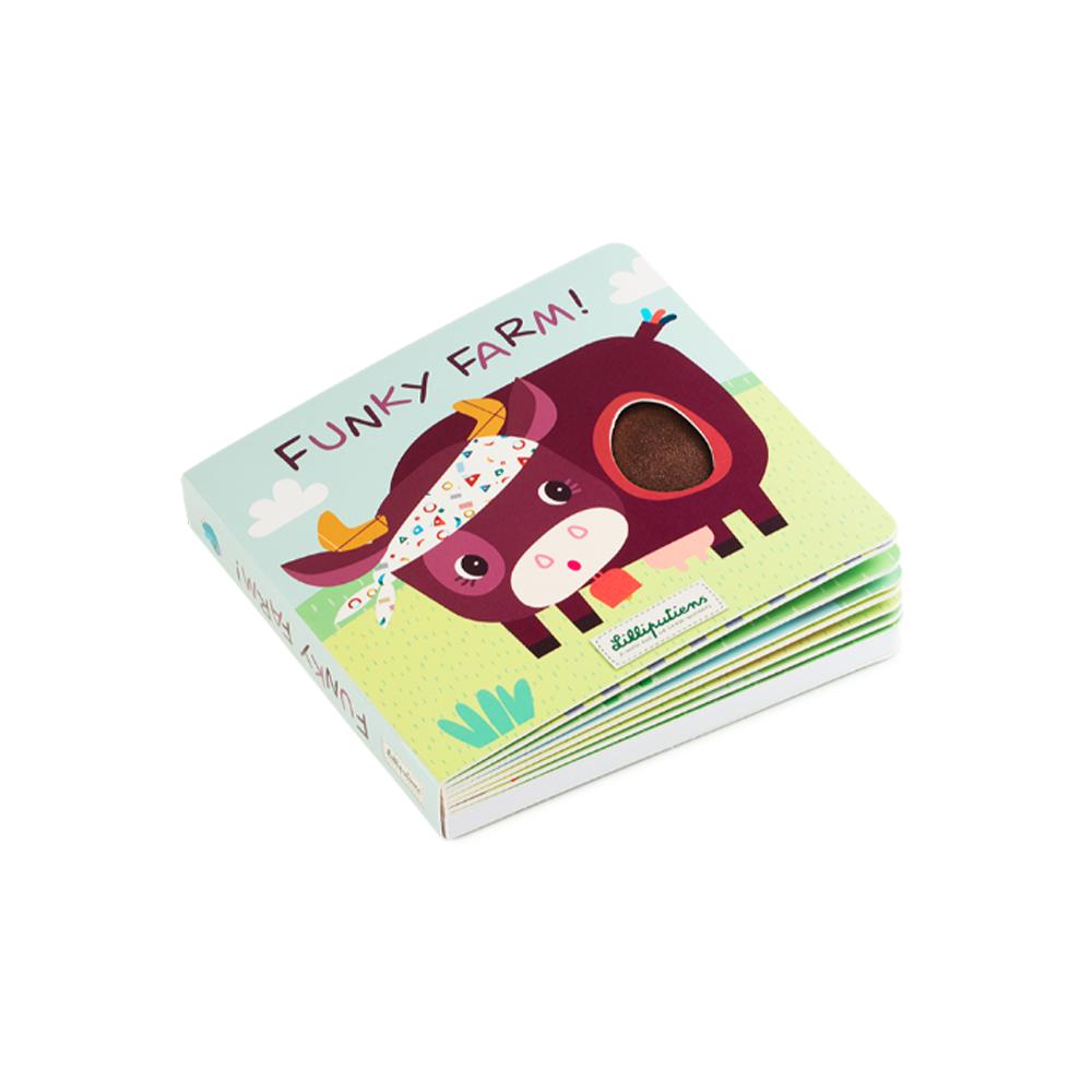 Bilderbuch Funky Farm Tiere vom Bauernhof