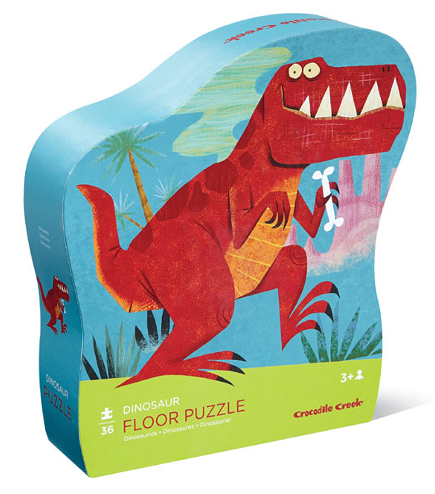 Puzzle Dinosaurier 36 Teile