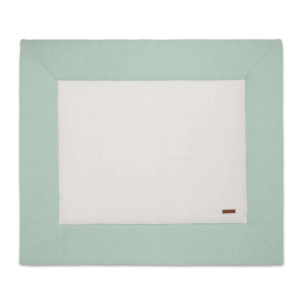 Laufgittereinlage / Krabbeldecke Classic mint 75x95 cm