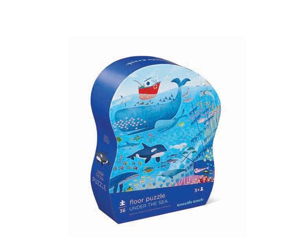 Puzzle Unter Wasser Meereswelt 36 Teile
