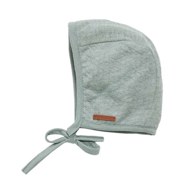 Baby Mütze Pure mint (Gr. 0-3 Monate)