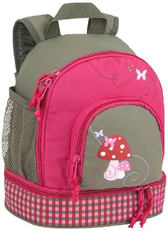 Mini Backpack Pilze magenta