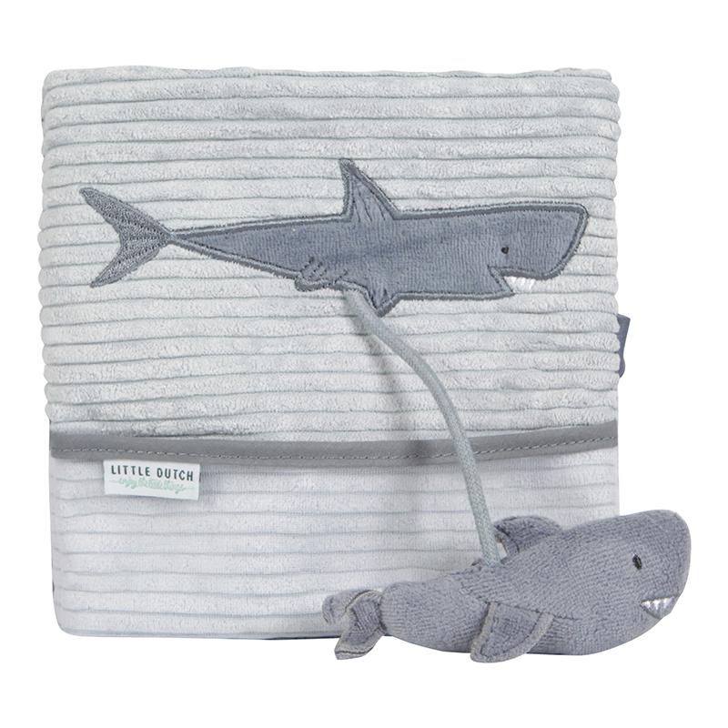 Activity Stoffbuch Fühlbuch Walfisch Ocean blau
