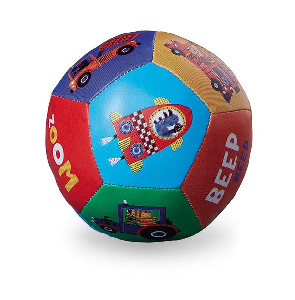 Ball Fahrzeuge bunt  Ø 13 cm