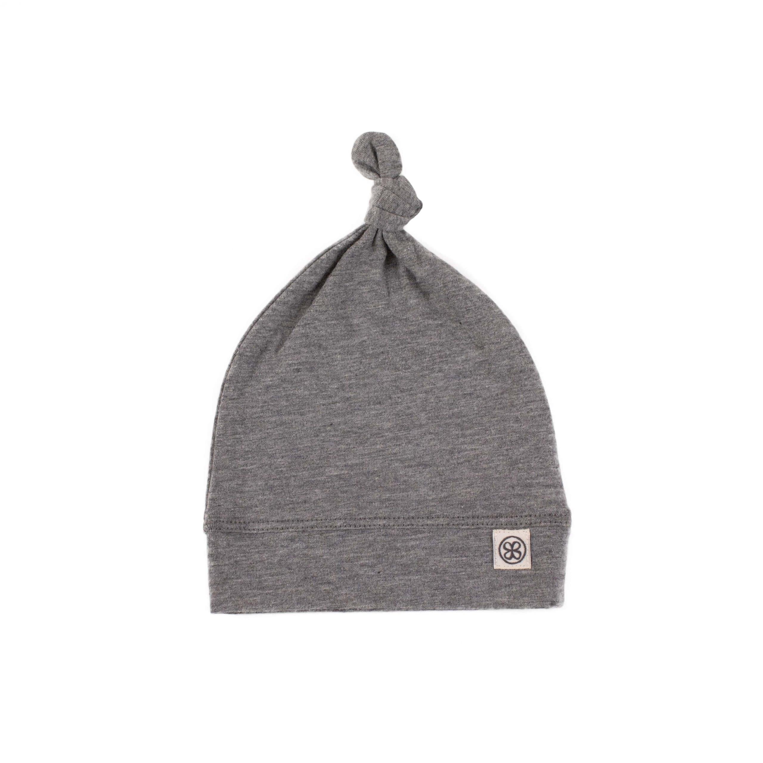 Mütze mit UV-Schutz (UPF 50+) grau (Gr. 50-56)