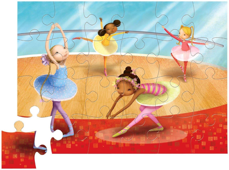 Mini Puzzle Ballerina 24 Teile