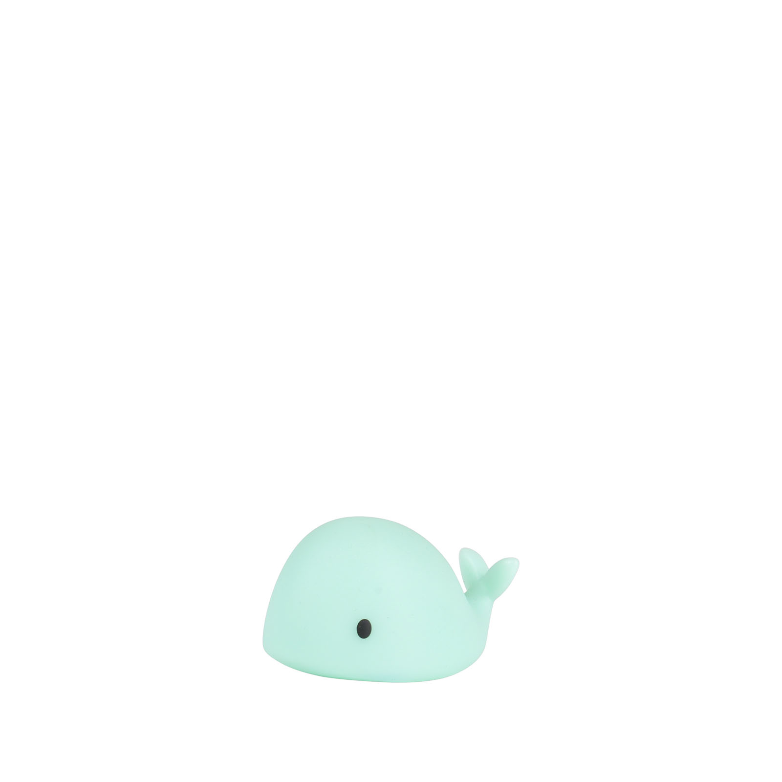 LED Lampe Nachtlicht Walfisch Moby Mini grün