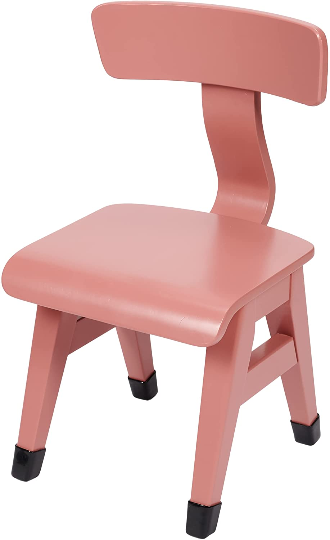 Holz Kinderstuhl Blush pink