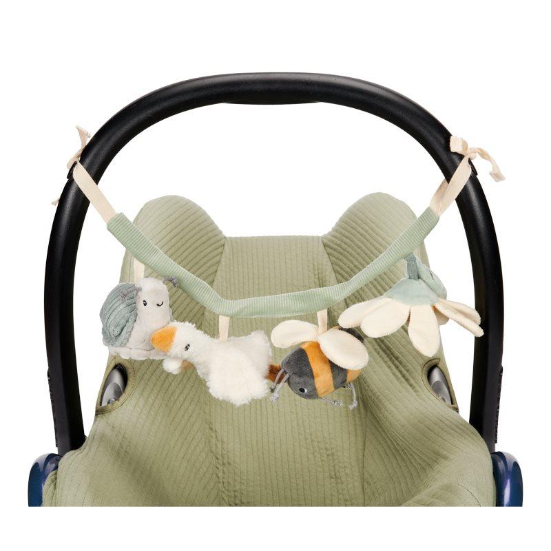 Kinderwagenkette Kleine Gans