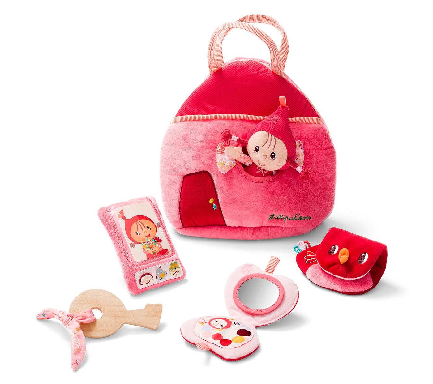 Handtasche Spielset Rotkäppchen