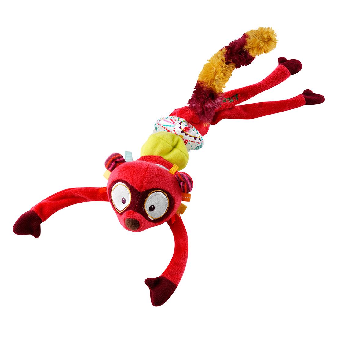 Aufziehfigur Minitänzer Georges Lemur