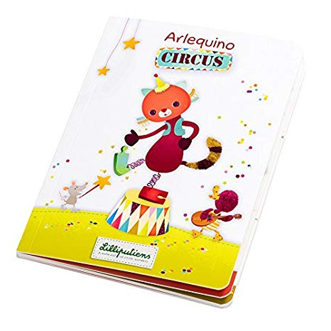 Genius Multi Kombinationsbuch Zirkus