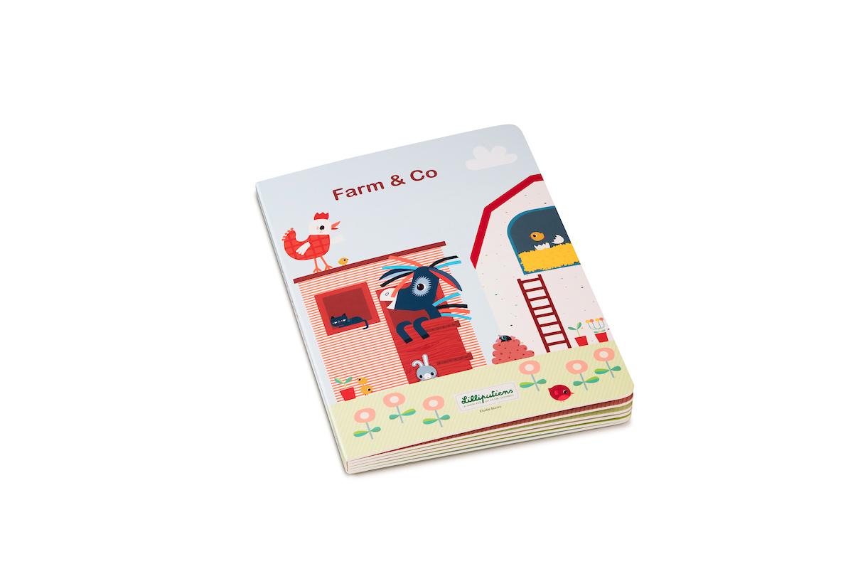 Puzzlebuch Bauernhof Farm & Co