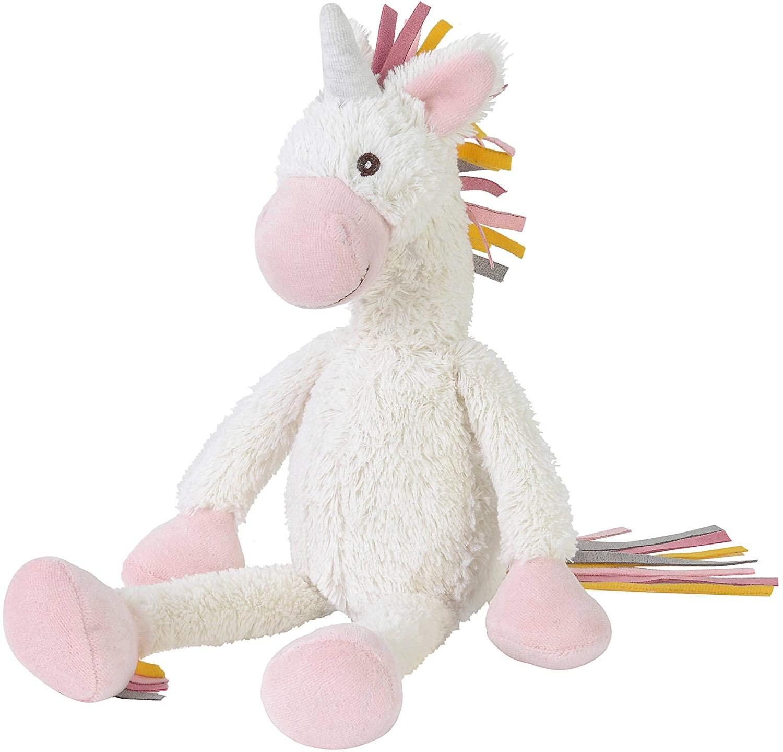 Happy Horse Plüsch Einhorn Stofftier Kuscheltier weiß 42 cm