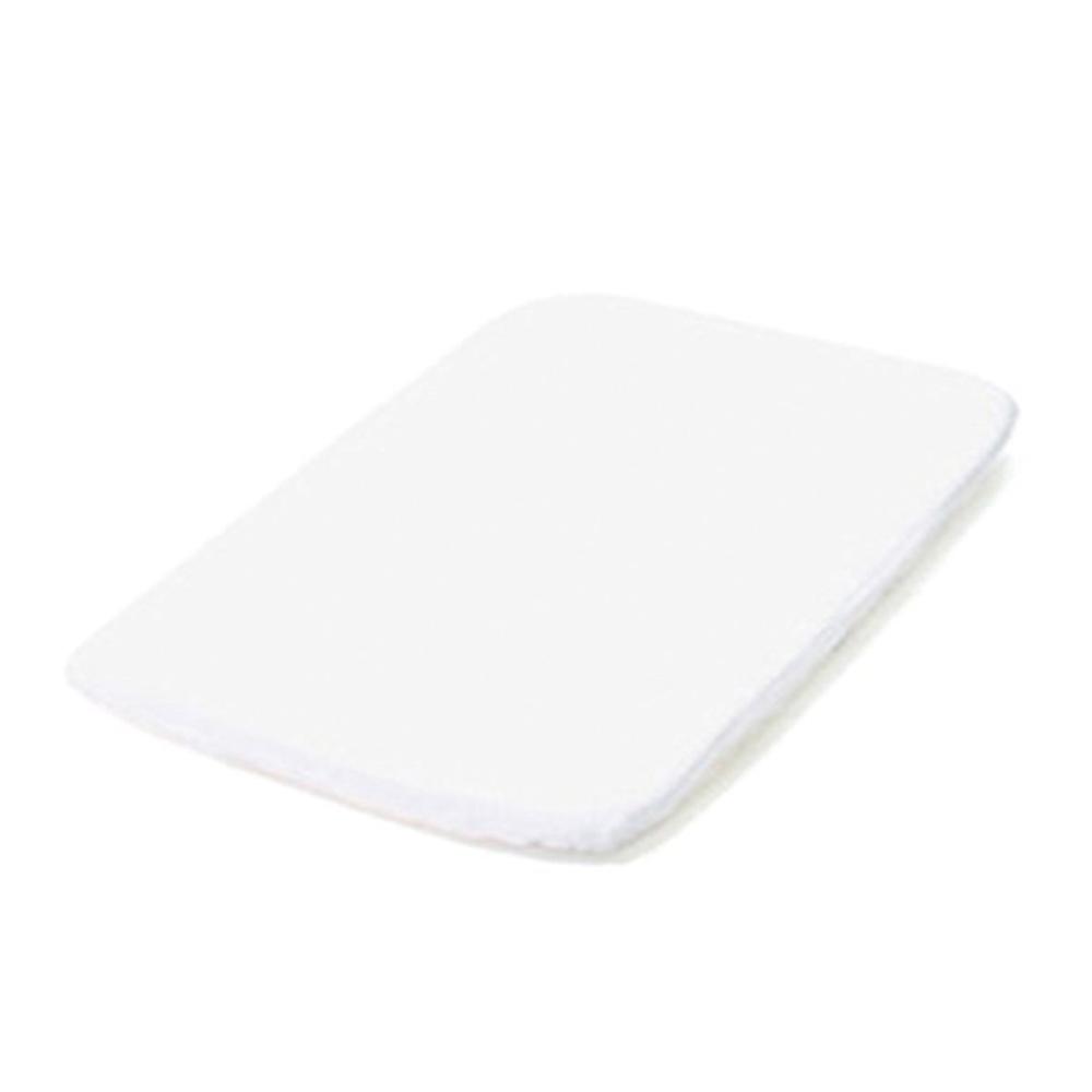 Matratzenschoner weiß 75x95 cm