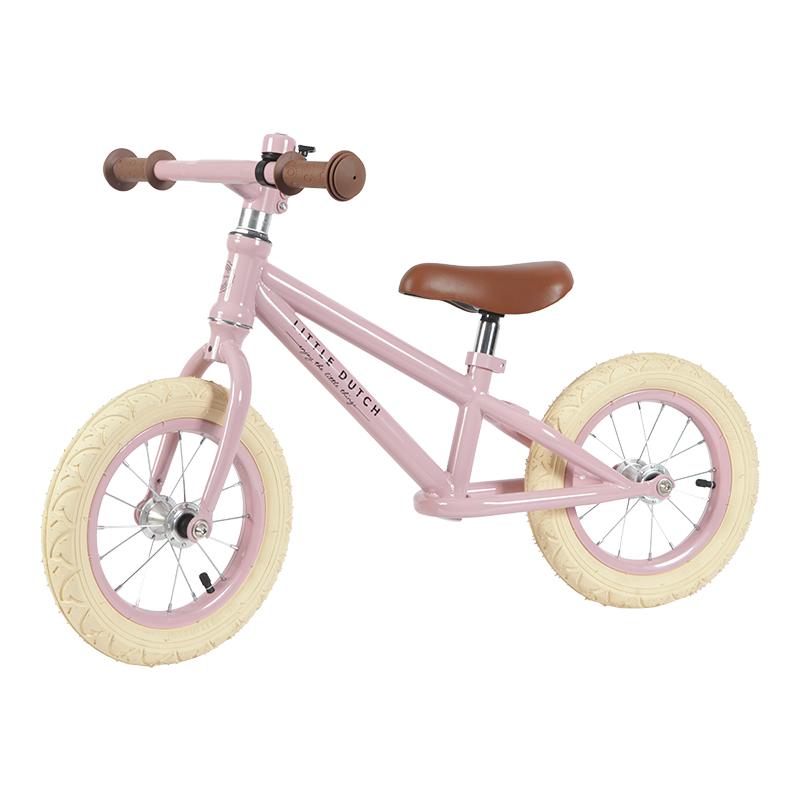 Kinder Laufrad Fahrrad 12 Zoll rosa
