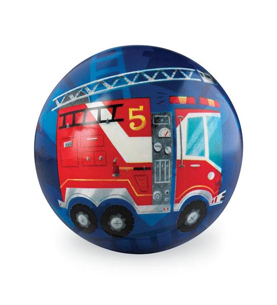 Ball Feuerwehr dunkelblau Ø 10 cm