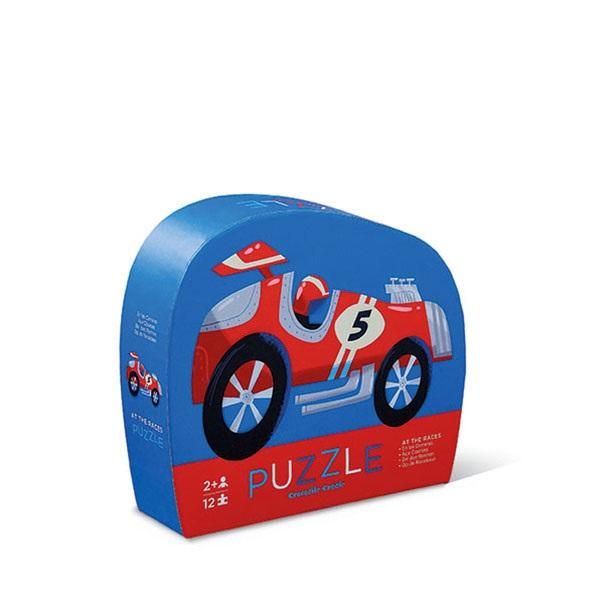 Mini Puzzle Rennwagen 12 Teile