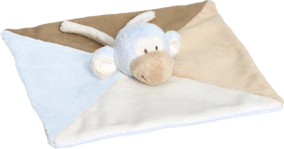 Sweet Monkey Mo Animal Comforter Blanket