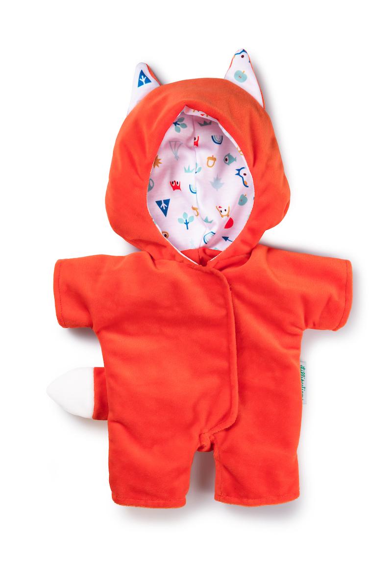 Puppenbekleidung Alice Fuchs, für Babypuppen 36 cm