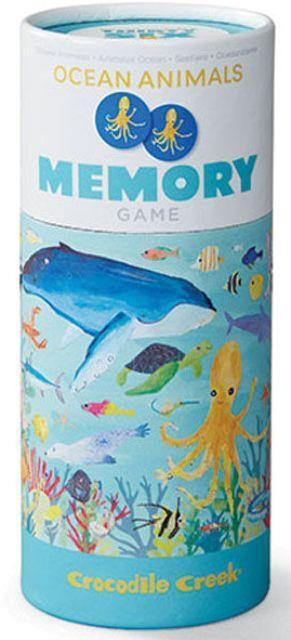 Memory Spiel Meerestiere 36 Teile
