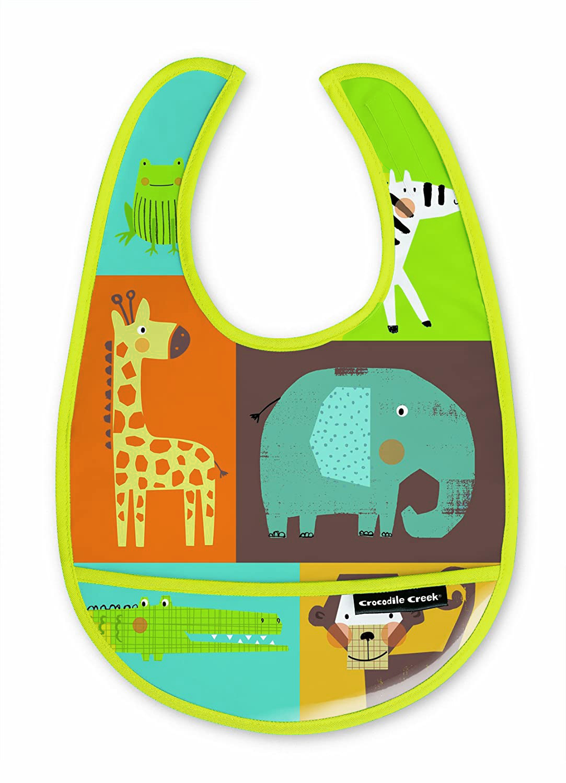 Lätzchen Safaritiere bunt 3er Set