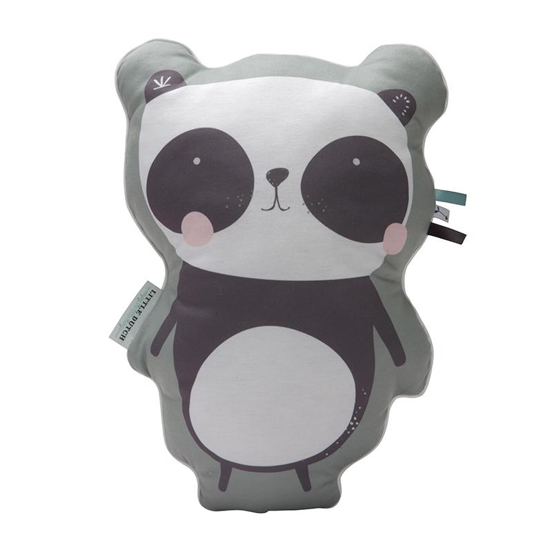 Kissen Panda mint 45 cm