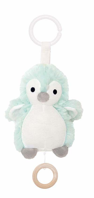 Spieluhr Pinguin mint