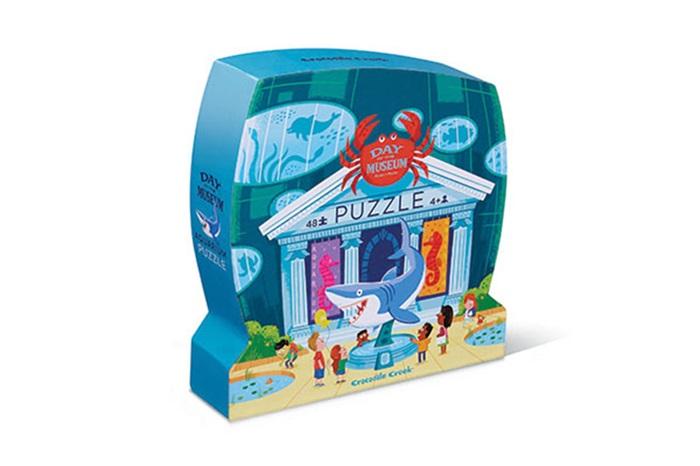 Puzzle Tag im Museum Aquarium 48 Teile