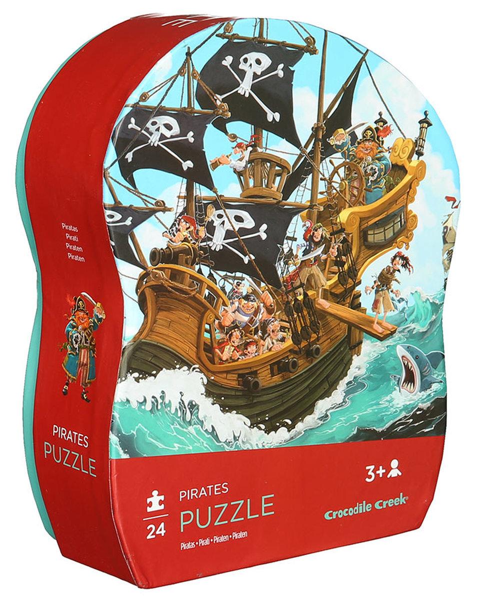 Mini Puzzle Piraten 24 Teile