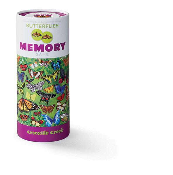 Memory Spiel Schmetterlinge 36 Teile
