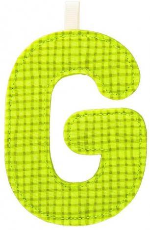 """Stoffbuchstabe """"G"""""""