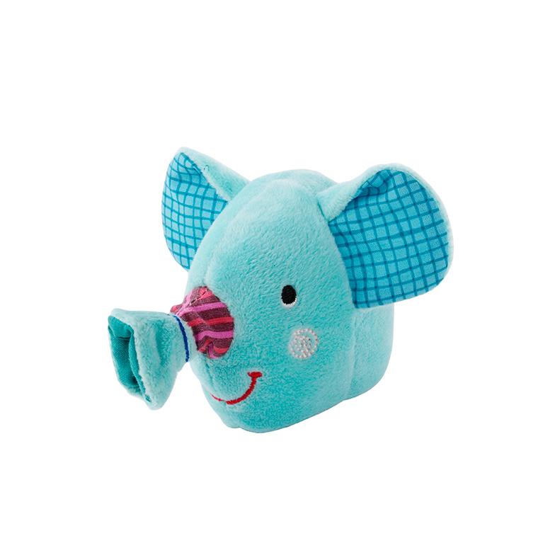 Mini Rassel Albert Elefant