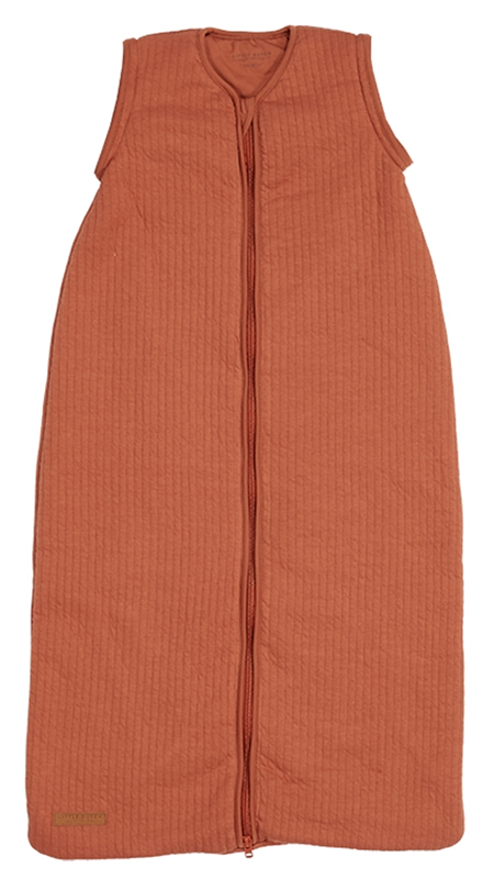 Little Dutch Schlafsack Sommerschlafsack Pure rost orangerot Gr. 70 cm