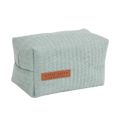 Pflegetasche Täschchen Etui für Unterwegs Pure mint