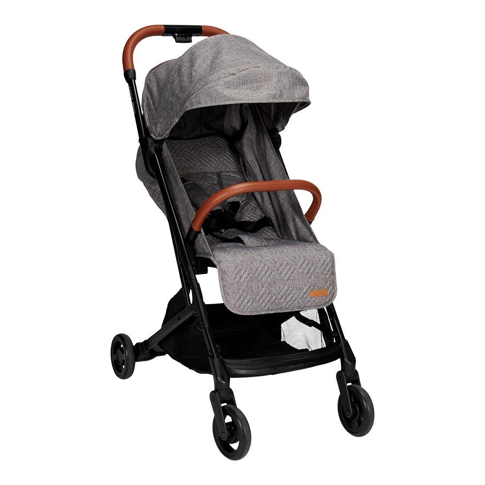 Kinderwagen Buggy Comfort Pure grau