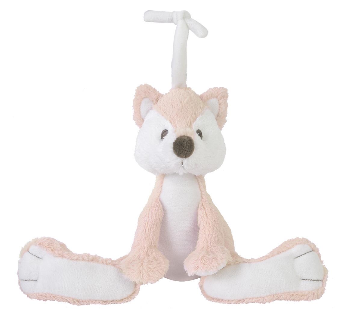 Spieluhr Fuchs rosa