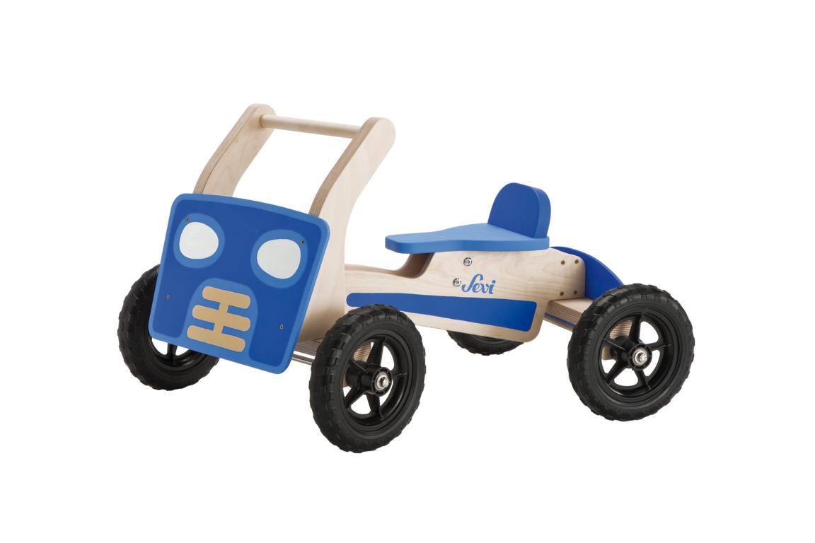 Rutscher Quad blau