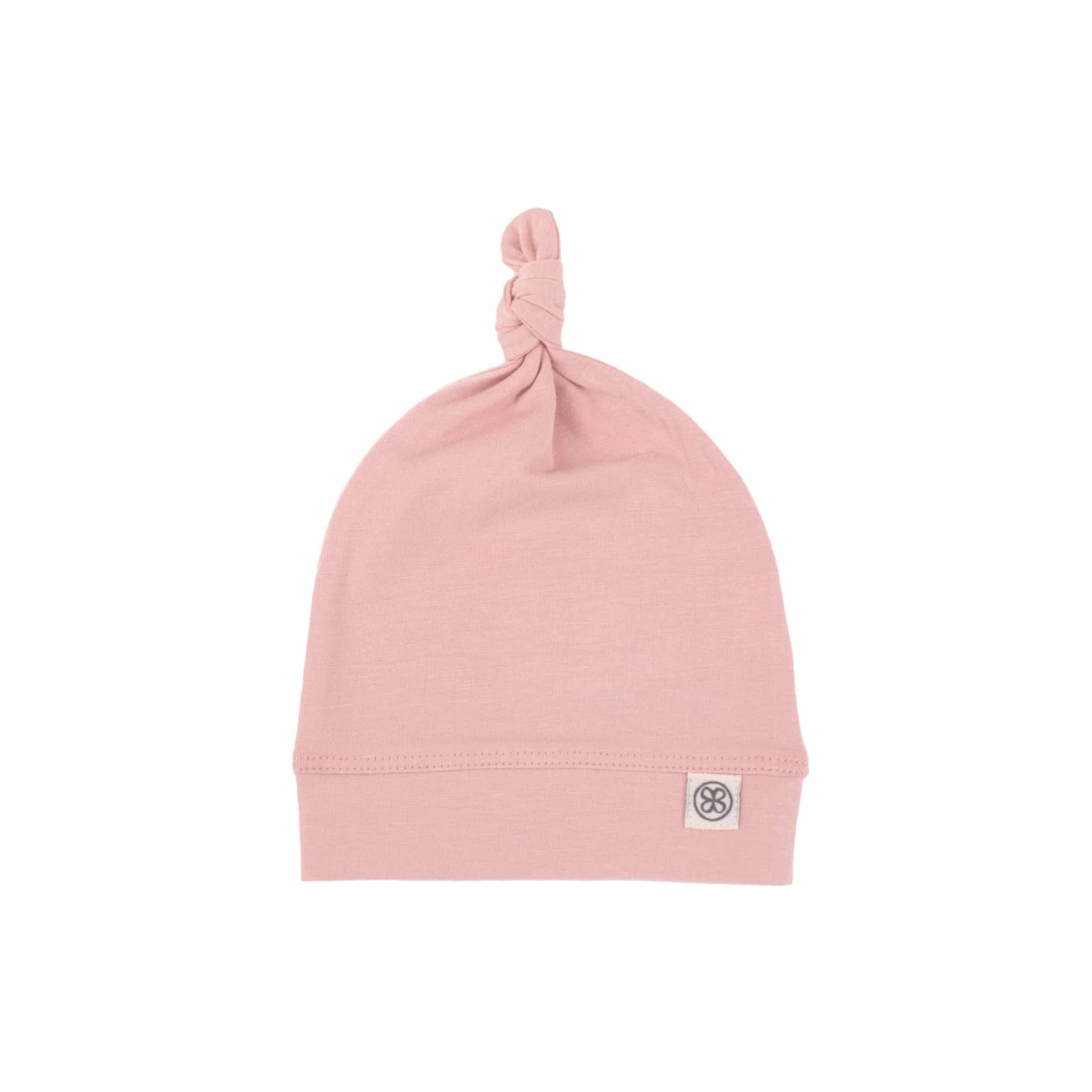 Mütze mit UV-Schutz (UPF 50+) rosa (Gr. 62-68)
