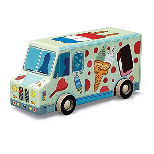 Puzzle Eiswagen 48 Teile