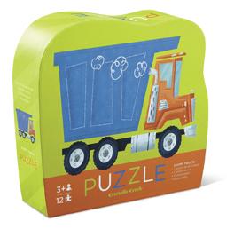 Mini Puzzle Kipplader 12 Teile