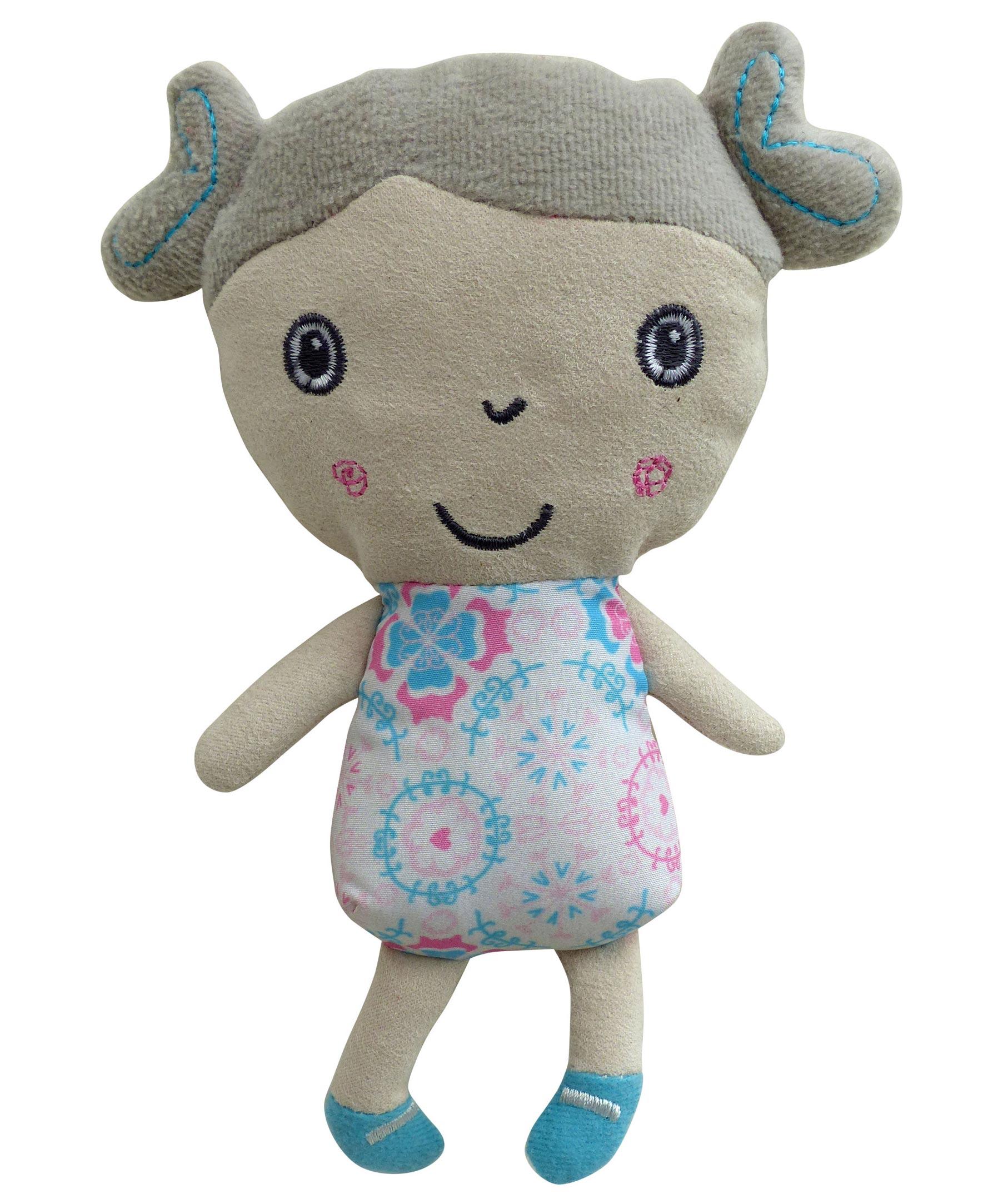 Kuscheltier Puppe Mae