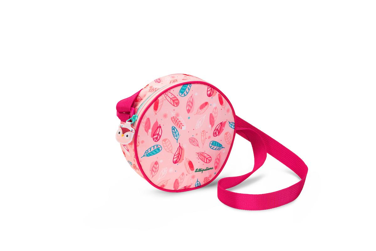 Handtasche Umhängetasche Einhorn Louise rosa pink