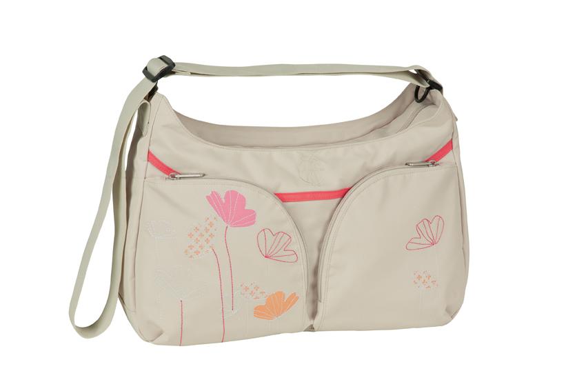 Wickeltasche Basic Shoulder Bag sand